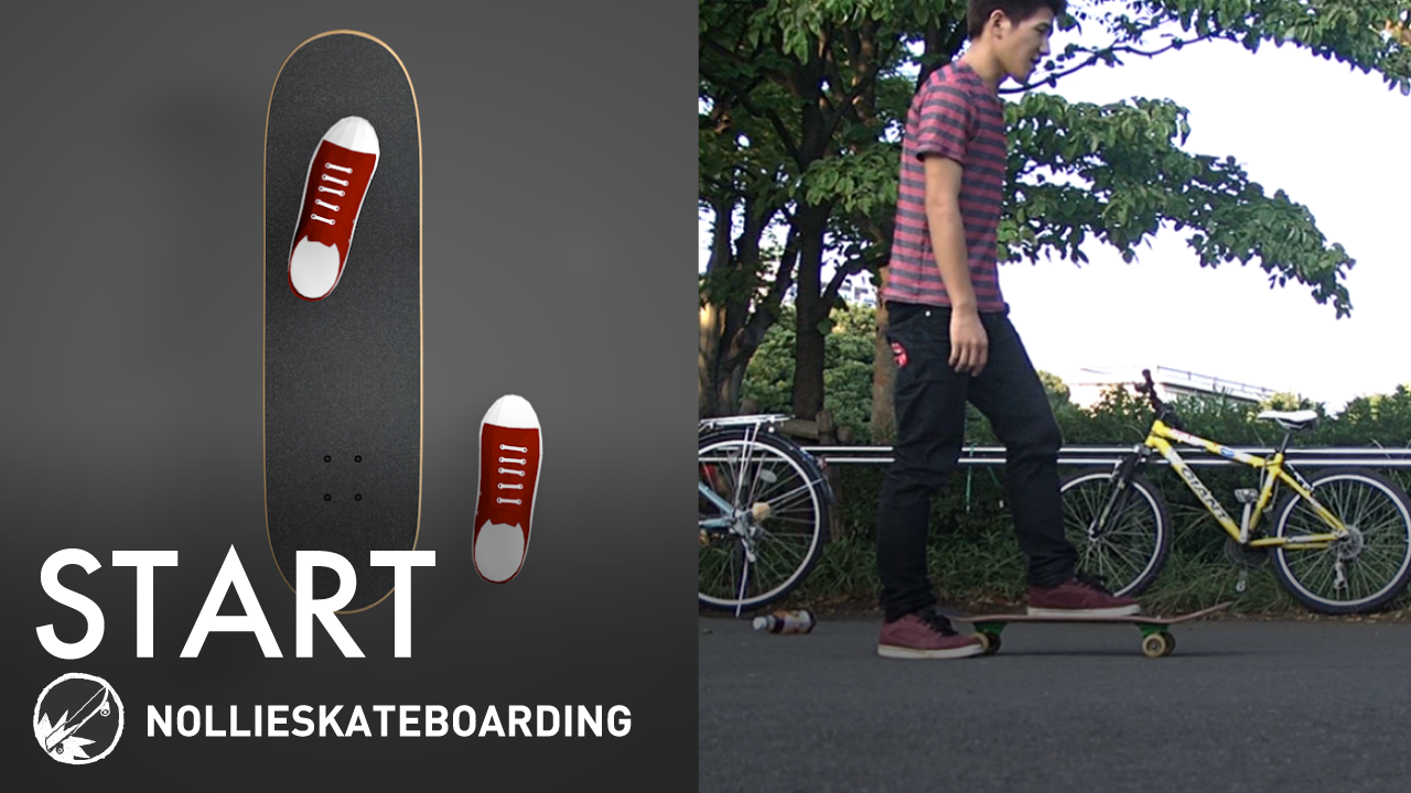 how to nose manual skateboard
